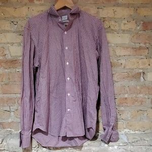 Culturata x Thomas Mason Button Down Shirt